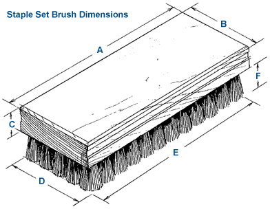 industrial wire drawn brushes carolina brush custom brush solutions rh carolinabrush com Wire Diagram Template Wire Diagram 240V Hot Tub