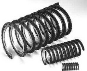 close wound coil brushes